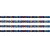 Delica 11/0 Rd Black Grey Opaque Aurora Borealis Matte